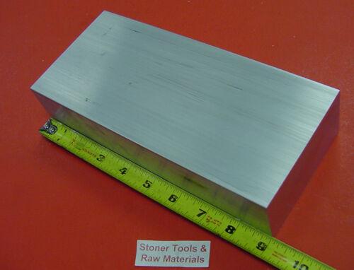 "2-1//2/"" X 4/"" ALUMINUM 6061 FLAT BAR 9/"" long T6511 Solid 2.500/"" Plate Mill Stock"