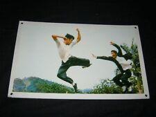 Original FIST OF FURY BIG BOSS BRUCE LEE Swiss/Hong Kong Lobby Card #4