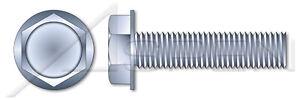 1000-pcs-10-24-X-3-034-Machine-Screws-Hex-Washer-Steel-Zinc