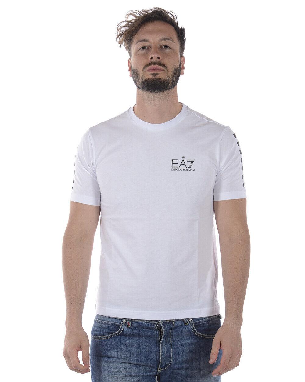 Emporio Armani EA7 T hemd schweißhemd Man Weiß 3ZPT87PJ02Z 1100 Sz. M PUT OFFER