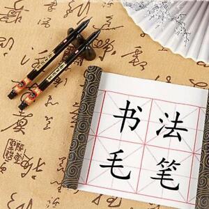 Chinesisch-Japanisch-Kalligraphie-Shodo-Pinsel-Tinte-Stift-Schreiben-Malwerkzeug