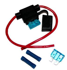 Porte-fusible-Kit-pour-12V-Impermeable-douilles