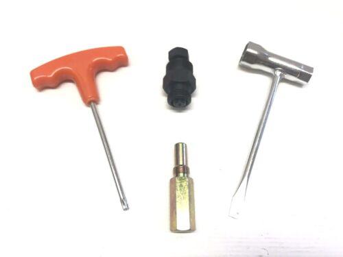 Stihl Werkzeugsatz T27 Abzieher Kombischlüssel Kolbenstopper