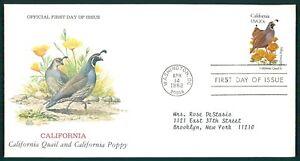 Magasiner Pour Pas Cher États-unis Fdc 1982 Oiseaux & Plantes California Oiseau Birds Bird Plant Oiesaux Cl70-afficher Le Titre D'origine Brillant En Couleur