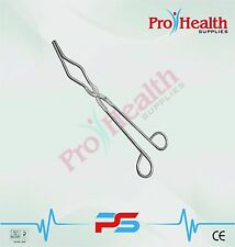 Prohealth Crucible Holder Tong Forceps 25cm Fine Quality Stainless Steel
