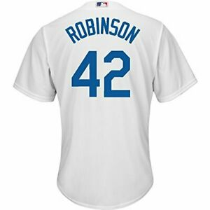 34986e66c Image is loading Jackie-Robinson-Brooklyn-Dodgers-Boys-Youth-Jersey