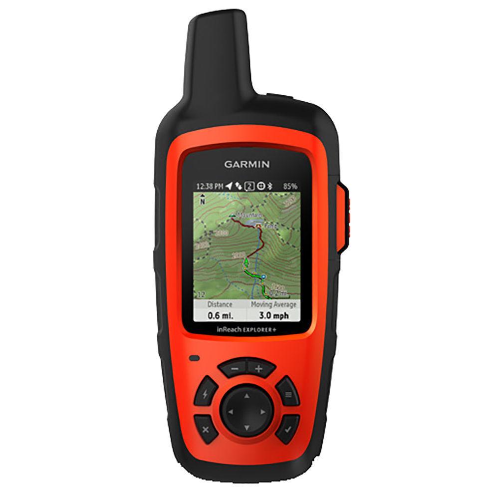Garmin inReach Explorer + comunicador Satélite Con Mapas sensores 010-01735-10
