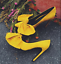 Womens-Pointy-Toe-Big-Bow-Pointed-Toe-Shoes-Suede-Stiletto-High-Heel-Party-Pumps thumbnail 3