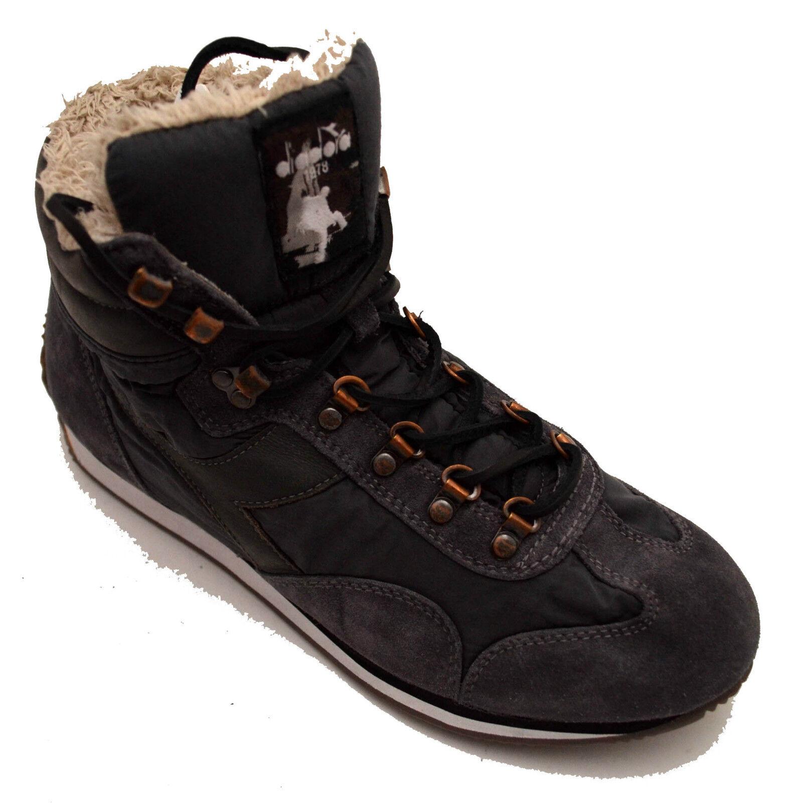 Diadora Heritage zapatos zapatillas Pelle Vintage Vintage Vintage zapatos Men hombres mujer mujer 157648  marca