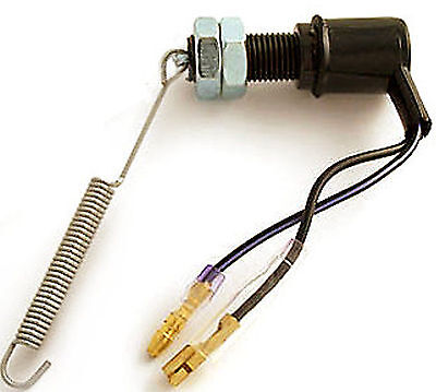 KAWASAKI KLX300R Front Hydraulic Banjo Brake Light Pressure Switch M10x1.25MM
