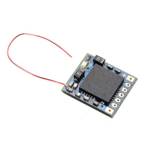 DasMikro DSM2 5CH 2.4Ghz RC Micro Receiver For JR Spektrum transmitter