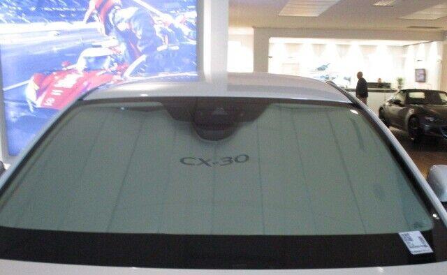 Mazda New Genuine OEM 2020 CX-30 Winshield Sunscreen DGH9-V1-130