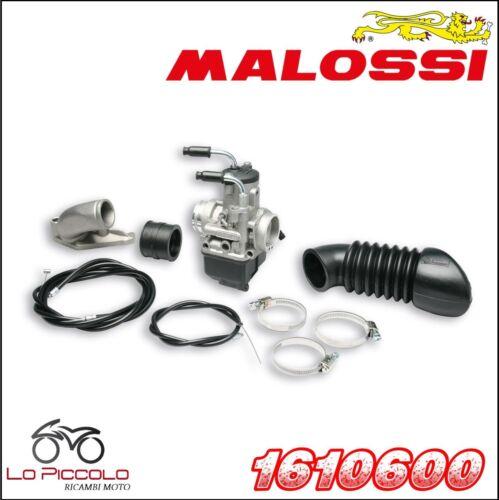 1610600 CARBURATORE COMPLETO MALOSSI PHBH 30 B VESPA PX 80 2T
