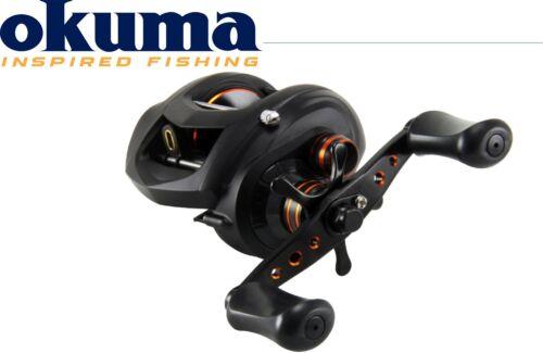 Okuma Citrix LP CI-364LXa Linkshand Baitcaster Multirolle zum Spinnfischen