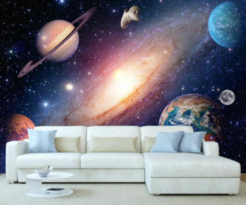 SENSORY ROOM OPTICAL COSMOS WALL PAPER ADHT AUTISM ASPERGES RELAXATION 06