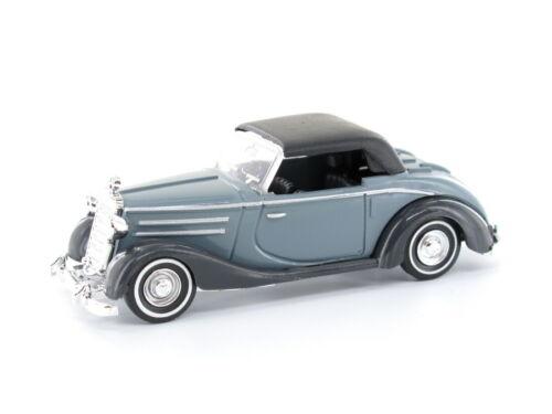Busch 40508-grau H0 PKW Mercedes 170S Cabrio