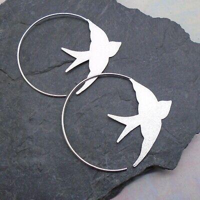 Ohrstecker Friedenstaube echt Sterling Silber 925 Zirkonia Vogel Ohrringe Damen