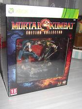 Mortal Kombat edition Kollector xbox 360 NEUF / NEW
