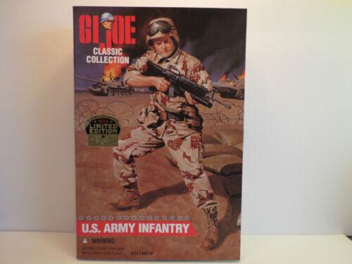 Army Infantryman New Hasbro GI Joe Classic Collection U.S Mint Condition