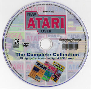 PAGE-6-NEW-ATARI-USER-MAGAZINE-Full-Collection-on-Disk-400-800-XL-XE-ST-Games