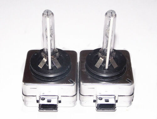 BMW 5er E39 E60 E61 F10 F11 Saloon Touring Gt Xenon Bulbs Set D1S 6000K Bright