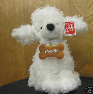 Gotta-Getta-GUND-Plush-13065-POODLE-dog-9-034-NEW-Tag-From-our-Retail-Store