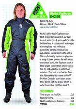 Richa Typhoon 100% Waterproof Motorcycle Over Suit (Ride Best Buy)