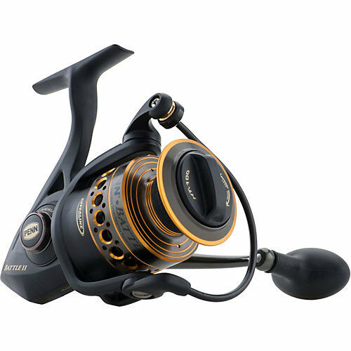 Penn Battle II Fixed Spool Reel All Models Available!