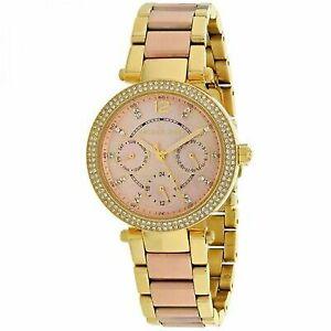 64a8618486a2 Michael Kors Mini Parker MK6477 Watch for sale online