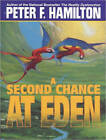 A Second Chance at Eden by Peter F. Hamilton (CD-Audio, 2016)
