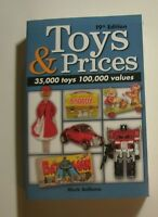 Toys & Prices: The World's Best Toys Price Guide / 35,000 Toys / 100,000 Values