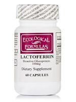 Ecological Formulas - Lactoferrin 100 Mg, 60 Capsules