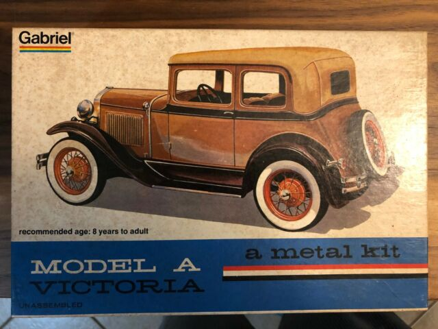 Gabriel Model A Victoria Metal Kit For Sale Online Ebay