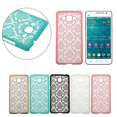 Damask Hard Case Cover For Samsung Galaxy Grand Prime G530H G5308 Gayly