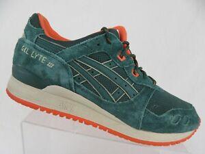 ASICS-Gel-Lyte-III-Outdoor-Green-Sz-11-Men-Athletic-Shoes