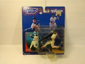 Kenner Starting Lineup Sports Collectible 1998 Boston Red Sox Mo Vaughn t2682