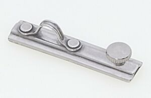 "5//16/"" Viadana AISI 316 Stainless Steel Marine Grade Eye Strap 8mm"