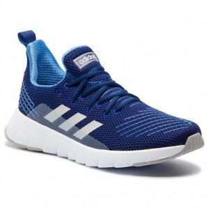 reputable site d5b93 23494 Image is loading adidas-Men-039-s-Asweego-F35445-F35444-Running-