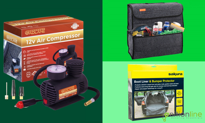 Up to 10% off Motoring Essentials