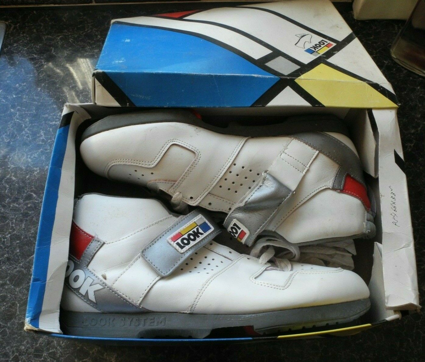 Look cycling shoes, BNIB, size 38/39