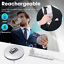 miniature 4 - CD711T Rechargeable Bluetooth Portable CD Player for Home Travel and Car with St
