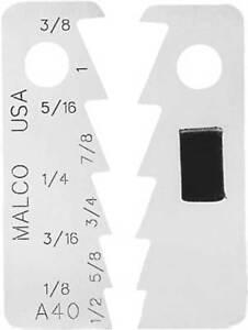 Malco A60 USA Made Sheet Metal Scribe by Malco