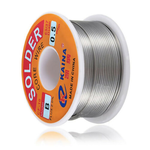 1.8oz 1mm Tin Lead Solder Wire Electrical Melt Rosin Core Flux Soldering Wire