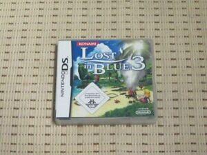 Lost In Blue 3 für Nintendo DS, DS Lite, DSi XL, 3DS
