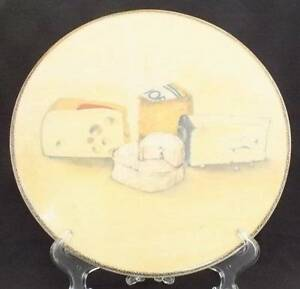 Williams Sonoma Fromage Cheese Serving Plate Platter ITALY