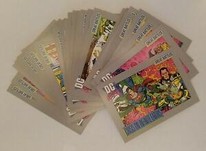 26-DC-Trading-Cards-034-Great-Battles-034-1991-Cards-142-168-Impel