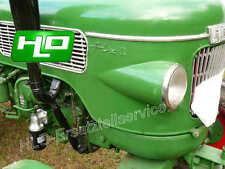 Ölfilter umbausatz MWM KD / AKD Motoren Traktor Fendt Fix Farmer 1 Farmer 2