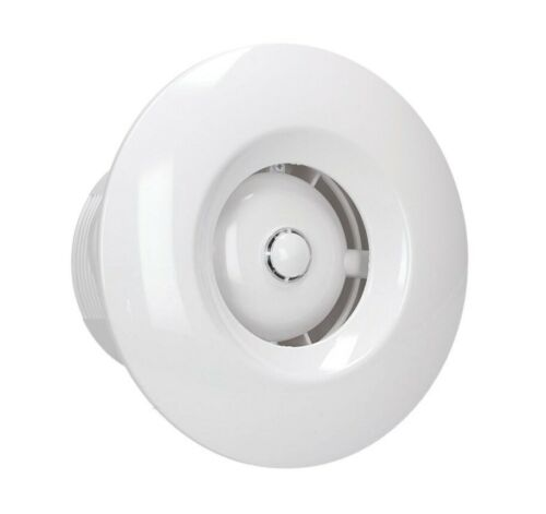 Salle de bains plafond Hotte Aspirante 100 mm Cuisine Toilette Ventilateur avec roulement à billes