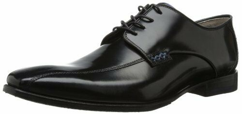 Oliver Sweeney Sweeney by Men's Amenque Oxford,Black,8 UK 9 M US