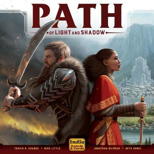 Path And Of Light And Path Shadow  - BRAND NEW 872134